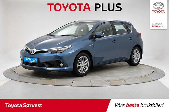 Toyota Auris 1,8 Hybrid E-CVT Active  2017, 32681 km, kr 219000,-