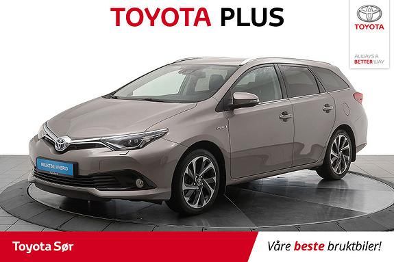 Toyota Auris Touring Sports 1,8 Hybrid Style  2016, 58841 km, kr 219000,-
