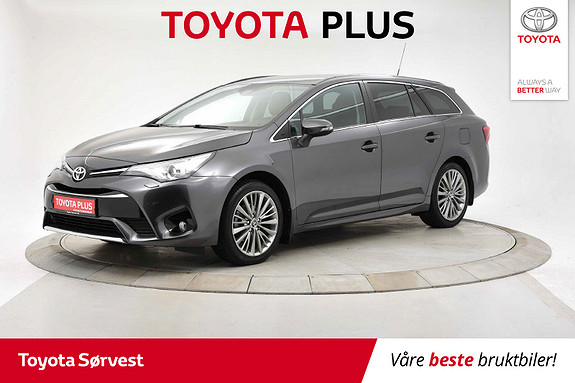 Toyota Avensis Touring Sports 1,8 Active Style M-drive 7S med krok!  2016, 34320 km, kr 265000,-