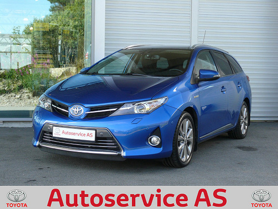 Toyota Auris Touring Sports 1,8 Hybrid Executive  2014, 62 000 km, kr 189 000,-