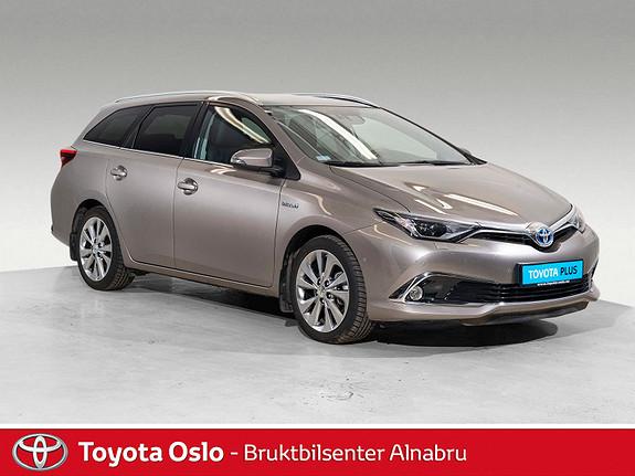 Toyota Auris Touring Sports 1,8 Hybrid Executive Toppmodell  2015, 39177 km, kr 214000,-