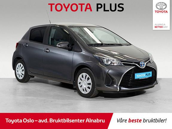 Toyota Yaris 1,5 Hybrid Active e-CVT  2015, 59593 km, kr 144900,-