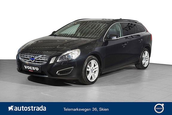 Volvo V60 D2 Momentum /Skinn/Hengerfeste/Ryggekamera/DAB/VOC