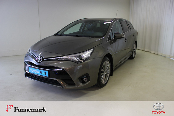 Toyota Avensis Touring Sports 1,8 Active Style  2016, 29000 km, kr 255000,-