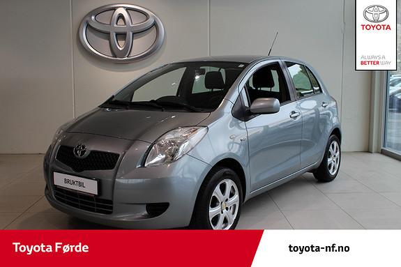 Toyota Yaris 1,4 D-4D Sol  2007, 169839 km, kr 55000,-
