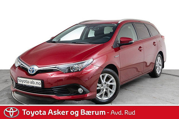 Toyota Auris Touring Sports 1,8 Hybrid Active Sport  2018, 50 634 km, kr 248 000,-