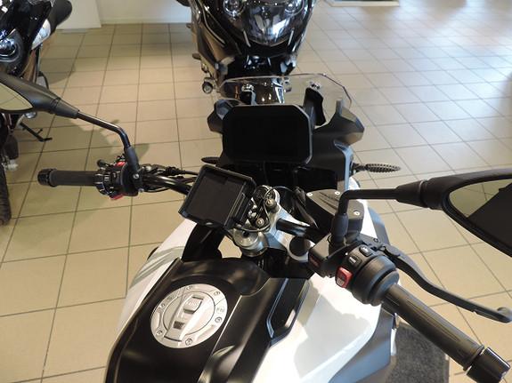 Bilbilde: BMW F750GS Senket Vesker og Toppbo