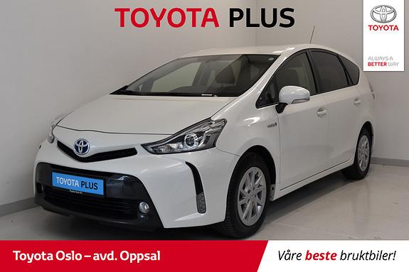 Toyota Prius+ Seven 1,8 VVT-i Hybrid Executive  2016, 59794 km, kr 278900,-