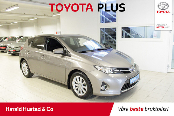 Toyota Auris 1,8 Hybrid E-CVT Active+  2014, 69099 km, kr 179000,-