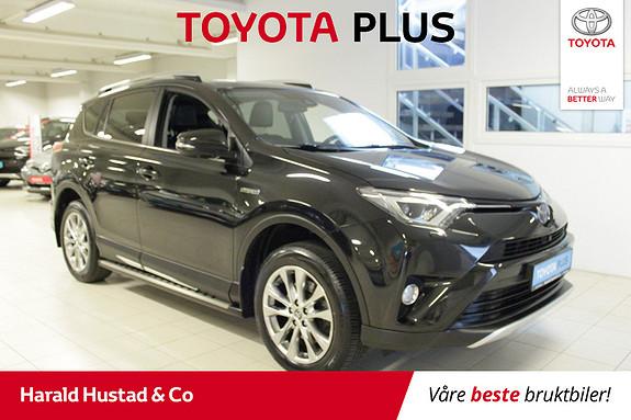 Toyota RAV4 Hybrid 4WD Executive  2016, 72254 km, kr 379000,-