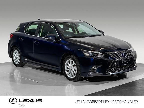 Lexus CT200h Comfort Adaptiv cruise control Ryggekamera  2018, 22443 km, kr 279000,-