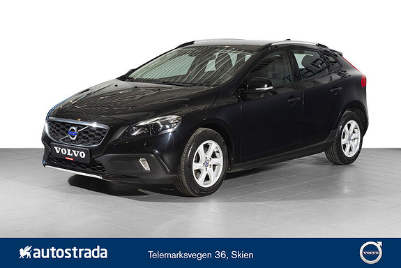 Volvo V40 D2 Momentum Hengerfeste/WEBASTO/Ryggekamera/Navi/