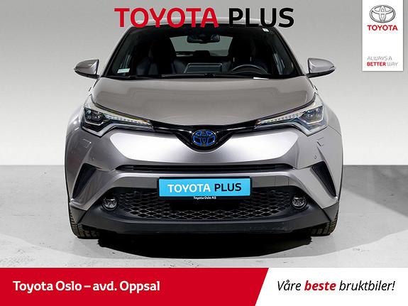 Toyota C-HR 1,8i Hybrid Supreme Tech , Toppmodell !  2018, 13180 km, kr 338900,-