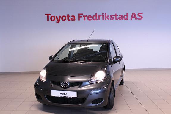 Toyota Aygo 1,0 + 5-d  2011, 88000 km, kr 35000,-