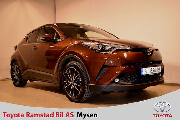 Toyota C-HR 1,2T Supreme Tech 4WD aut , Meget velholdt !  2017, 33100 km, kr 339000,-