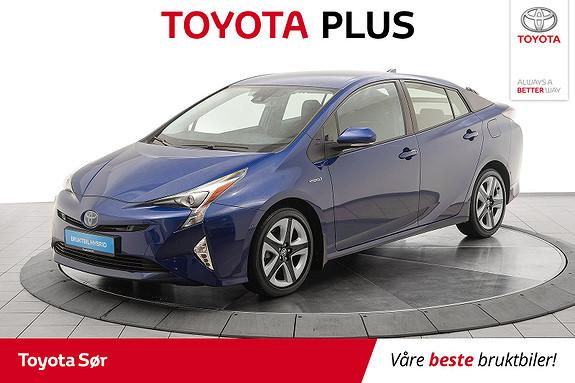 Toyota Prius 1,8 VVT-i Hybrid Executive  2016, 58805 km, kr 219000,-