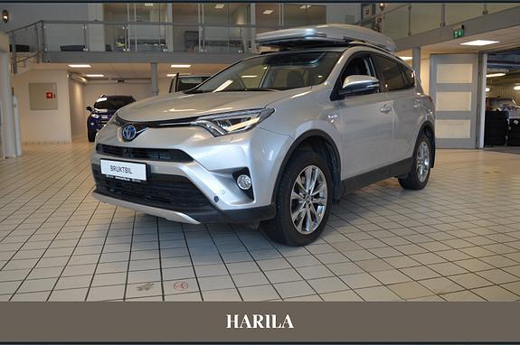 Toyota RAV4 Hybrid AWD Executive  2016, 28665 km, kr 415000,-