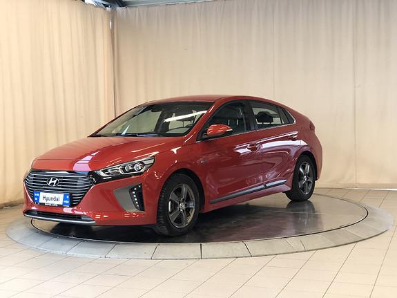 Hyundai Ioniq Teknikk  2017, 22 km, kr 289900,-
