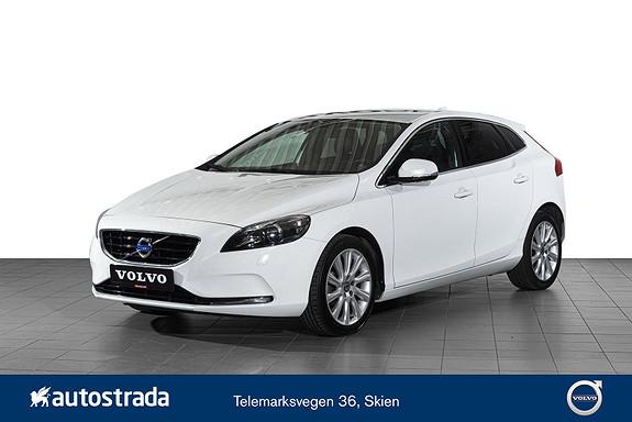 Volvo V40 D2 Summum Skinn/El.sete med minne/DAB+/Bluetooth/