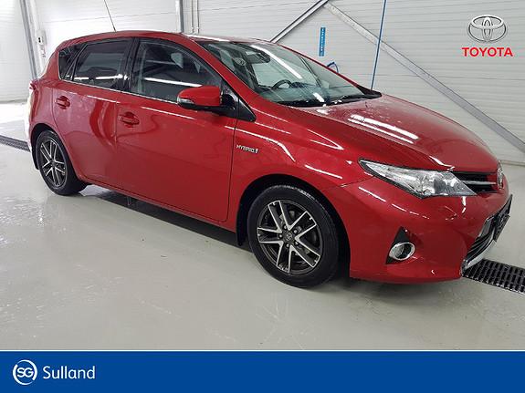 Toyota Auris 1,8 Hybrid E-CVT Active+ l Velholdt l Service utført l  2014, 71000 km, kr 169000,-