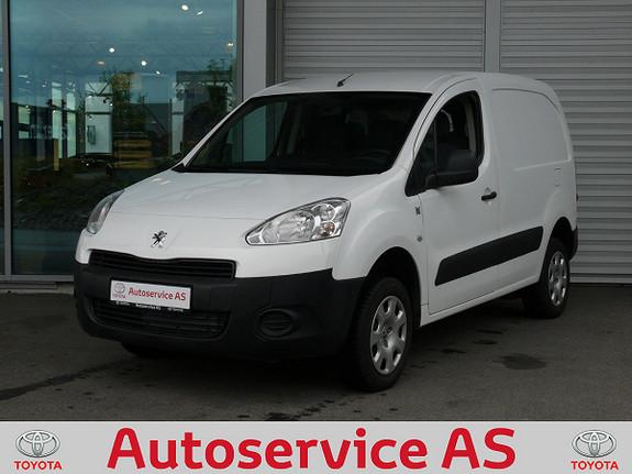 Peugeot Partner 1,6 HDi 90hk  4x4 L1  2013, 90000 km, kr 109000,-
