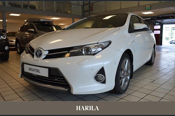 Toyota Auris Touring Sports 1,8 Hybrid Executive  2014, 56500 km, kr 179000,-