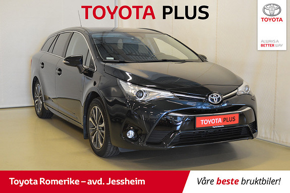 Toyota Avensis Touring Sports 1,8 Active M-drive S7  2017, 47196 km, kr 284900,-