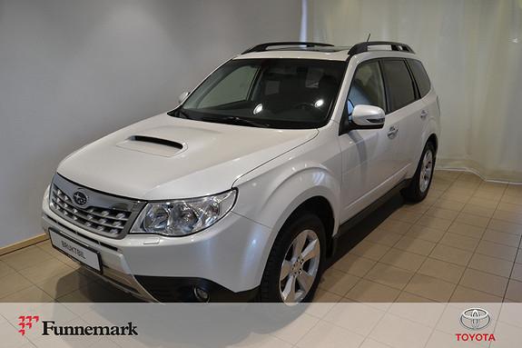 Subaru Forester 2.0D Premium  2012, 124800 km, kr 169000,-