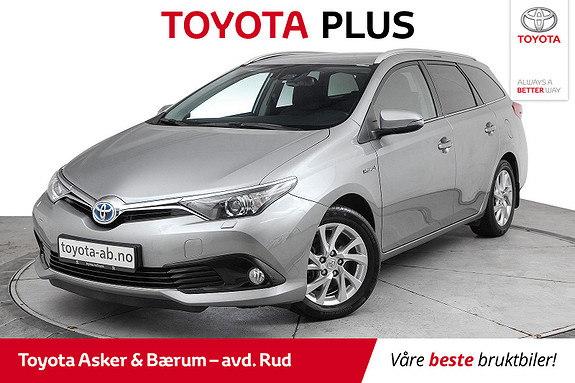 Toyota Auris Touring Sports 1,8 Hybrid Active Sport  2018, 52 282 km, kr 248 000,-