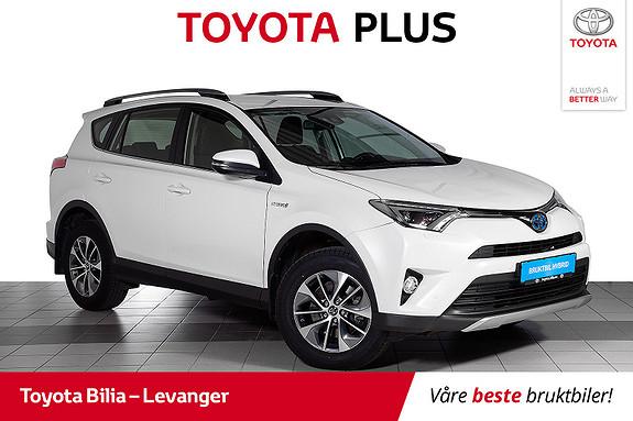 Toyota RAV4 Hybrid 4WD Active S  2018, 50002 km, kr 389900,-