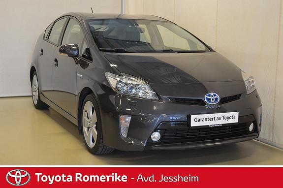 Toyota Prius 1,8 VVT-i Hybrid Advance delskinn, DAB+  2012, 71490 km, kr 149000,-
