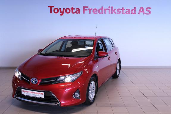 Toyota Auris 1,8 Hybrid E-CVT Active  2014, 93700 km, kr 149000,-