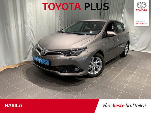Toyota Auris 1,8 Hybrid E-CVT Active  2016, 30305 km, kr 219000,-