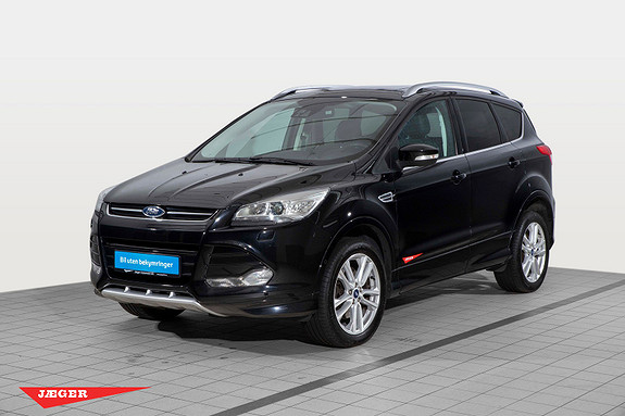 Ford Kuga 1,5 Ecoboost 182hk AWD Titanium X aut 180hk Bensin Aut  2016, 48900 km, kr 359000,-
