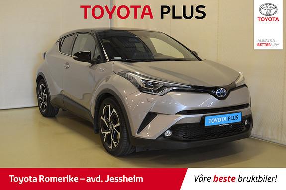 Toyota C-HR 1,8 vvt-i Hybrid Dynamic tech Varme ratt, Radar cruise  2017, 43095 km, kr 299000,-