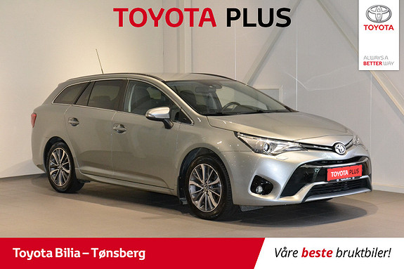 Toyota Avensis Touring Sports 1,8 Active M-drive S7  2017, 40500 km, kr 269000,-