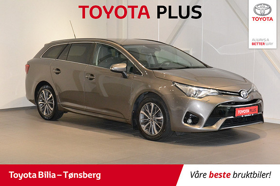 Toyota Avensis Touring Sports 1,8 Active M-drive 7S  2016, 52700 km, kr 249000,-