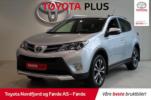 Toyota RAV4 2,0 D-4D 4WD 71'N Editon  2015, 47903 km, kr 289000,-