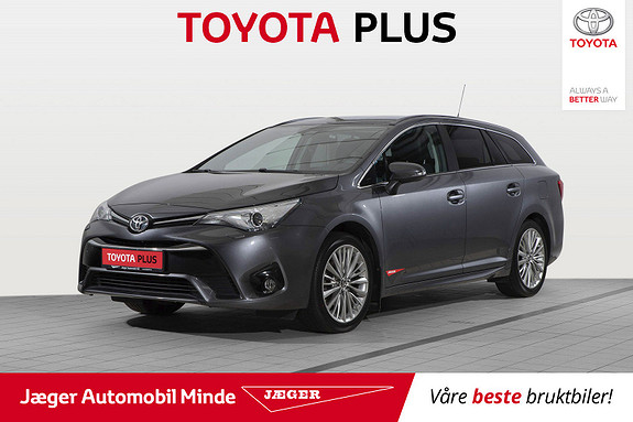 Toyota Avensis Touring Sports 1,8 Active Style M-drive 7S  2016, 40000 km, kr 269000,-