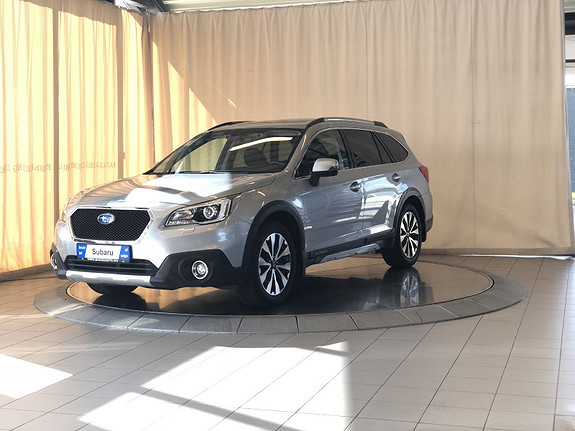 Subaru Outback 2,0D-S Lineartronic Sport Premium  2015, 134104 km, kr 319900,-