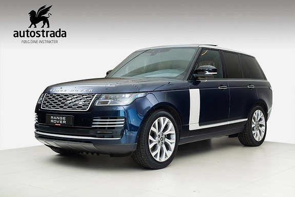 Land Rover Range Rover 2.0 Si4 PHEV 404hk Auto Autobiography Dynamic