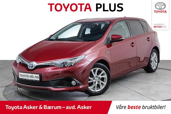 Toyota Auris 1,8 Hybrid E-CVT Active Sport  2018, 51900 km, kr 249000,-