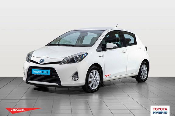 Toyota Yaris 1,5 Hybrid Active  2012, 70200 km, kr 129000,-