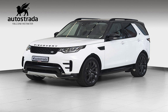 Land Rover Discovery 3.0  3.0 TDV6 HSE 258 HK