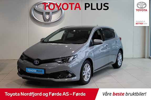 Toyota Auris 1,8 Hybrid E-CVT Sport Vision 136HK  2018, 8019 km, kr 255000,-