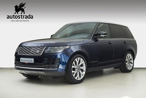 Land Rover Range Rover 2.0 Si4 PHEV 404hk Vogue