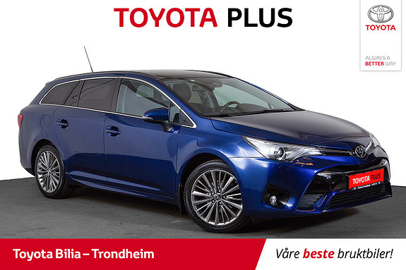 Toyota Avensis Touring Sports 1,8 Active Style M-drive 7S  2015, 32412 km, kr 249900,-