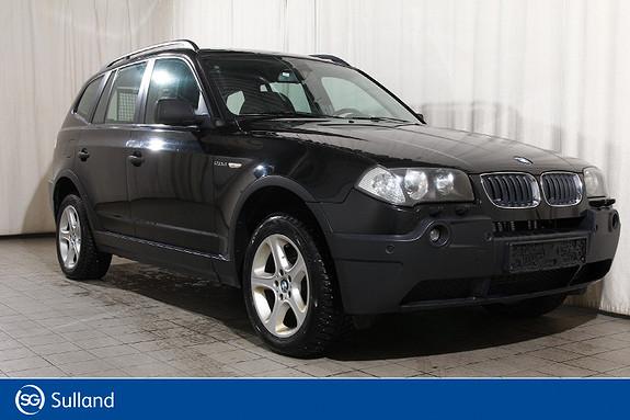BMW X3 2,0 D Billigbil  2005, 239554 km, kr 42618,-