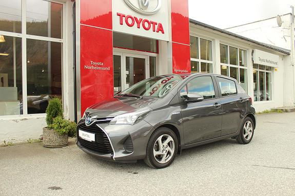 Toyota Yaris 1.5 Hybrid CVT Active  2015, 38000 km, kr 159900,-