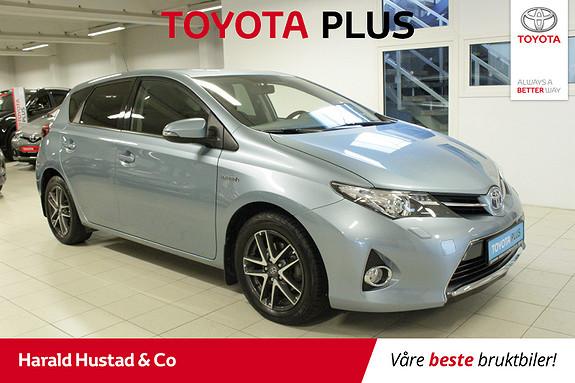 Toyota Auris 1,8 Hybrid E-CVT Active+  2015, 48008 km, kr 189000,-